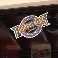 Photo taken at Fuddruckers by Lanny G. on 8/28/2012