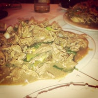 Photo taken at Restaurant Tung Fong by Claudito Veneno L. on 8/1/2012