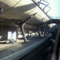 Photo taken at Bahnhof Zürich Stadelhofen by StL1ntL© &. on 1/14/2012