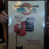 Photo taken at North Hollywood Diner by Stephanie S. on 12/10/2011