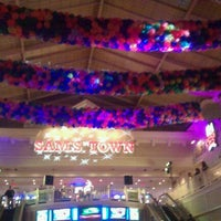 Photo taken at Sam's Town Tunica Hotel & Casino by Samantha W. on 1/1/2012