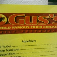 Photo taken at Gus's World Famous Fried Chicken by Paul C. on 12/4/2011