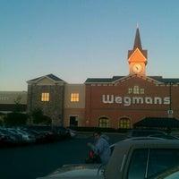 Photo taken at Wegmans by Jessica N. on 11/4/2011