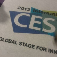 Photo taken at CES 2012 by Venky C. on 1/13/2012