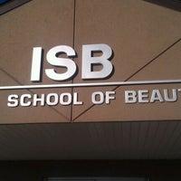 Photo taken at Iowa School Of Beauty by B E. on 12/21/2011