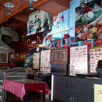 Photo taken at Restoran Sekinchan Ikan Bakar by Rein W. on 1/25/2012