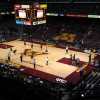 Photo taken at Williams Arena by Susan on 12/23/2011