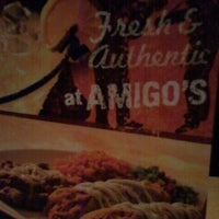 Photo taken at Amigos Mexican Cantina by 🌸 Kristina Yankee Girl 🌸 B. on 1/8/2012