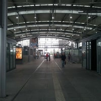 Photo taken at Bahnhof Berlin Ostkreuz by B. B. on 7/3/2012
