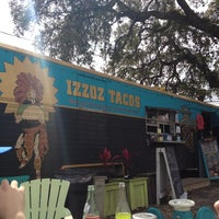 Photo taken at Mellizoz Tacos by Crystal M. on 2/28/2012