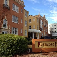Photo taken at Artmore Hotel by Shane B. on 1/21/2012