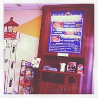 Photo taken at Halifax Donair & Pizza by Buttons Q. on 7/23/2011
