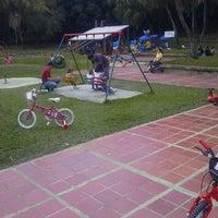 Photo taken at Parque Prados del Este by Kenett A. on 3/18/2012