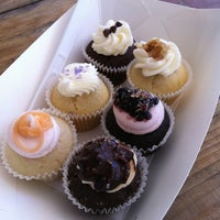 Photo taken at Enjoy Cupcakes by Doug d. on 9/1/2012