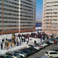 Photo taken at Масленница by Андрей У. on 2/26/2012