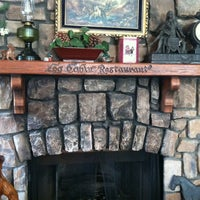 Photo taken at Log Cabin Restaurant by Elaine S. on 3/11/2012