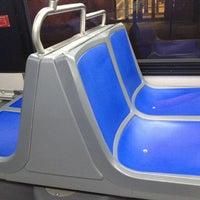 Photo taken at MTA Bus - E 14 St & 2 Av (M14A/M14D) by Megan P. on 2/13/2012