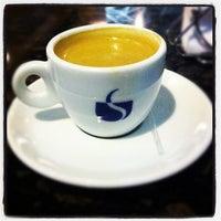 Photo taken at São Braz Coffee Shop by Diego M. on 3/23/2012