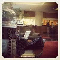 Photo taken at Hilton Atlanta Airport by Monique R. on 8/17/2012