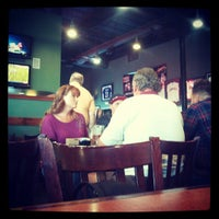 Photo taken at Oggis Pizza & Brewing Co by Charlie C. on 4/11/2012