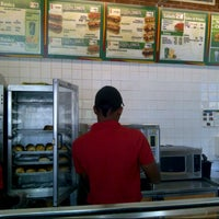 Photo taken at Subway by Phillipa snowwhite H. on 7/18/2012