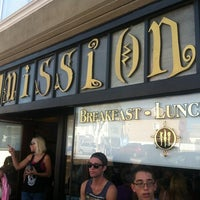 Photo taken at The Mission by David G. on 8/8/2012
