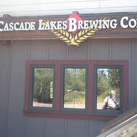 Photo taken at Cascade Lakes Brewing by Wayne O. on 7/23/2011