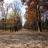 Photo taken at Parco Ducale Parma by Luciano R. on 11/10/2011