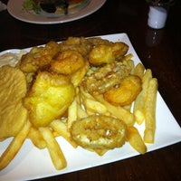 Photo taken at Watergrill Fish + Chippery by David G. on 8/14/2011