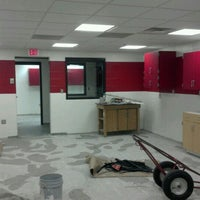 Photo taken at Athletic Training Room by Ezry T. on 7/11/2012
