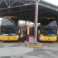 Photo taken at Autobusová stanica Nitra by Stefan S. on 12/6/2011