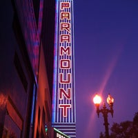 Photo taken at Paramount Theatre by Genie on 10/22/2011