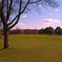 Photo taken at New Berlin Hills Golf Course by Kaitlyn H. on 10/15/2011