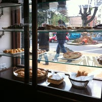 Photo taken at Michelle Patisserie by Karel M. on 11/18/2011