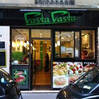 Photo taken at Pasta Pasta by Jules L. on 11/8/2011