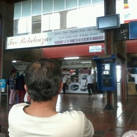 Photo taken at Terminal de transportes by Gonzalo A. on 8/29/2012