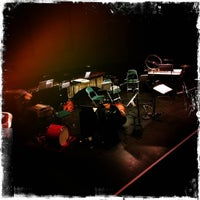 Photo taken at Lawrence Batley Theatre by Ian H. on 11/26/2011