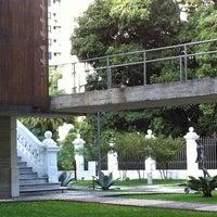 Photo taken at Palacete das Artes by Mario H. B. on 7/3/2011