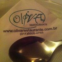 Photo taken at Oliva Restaurante by Júlio G. on 9/4/2012