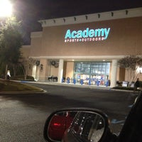 Photo taken at Academy Sports + Outdoors by Seneca D. on 12/7/2011