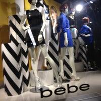 Photo taken at Bebe by YaYa M. on 1/31/2012
