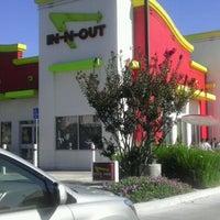 Photo taken at In-N-Out Burger by Tara O. on 10/21/2011
