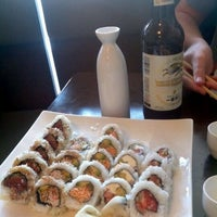 Photo taken at Ki Sushi & Sake Bar by Kaitie M. on 9/9/2011