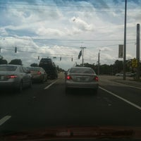 Photo taken at Hillsboro Blvd. & Lyons Rd. by Marcy H. on 3/25/2012