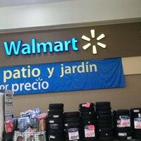 Photo taken at Walmart by Felipe B. on 3/14/2011