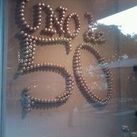 Photo taken at Uno de 50 by Savannah B. on 11/16/2011