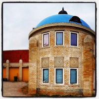 Photo taken at The Blue Dome District by Christopher G. on 11/2/2011