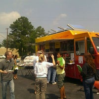 Photo taken at Street Food 101 by Joelle C. on 7/9/2011