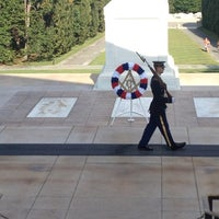 Photo taken at Changing of the Guard by Stephen R. on 8/18/2012