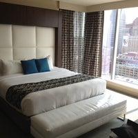 Photo taken at Greektown Casino-Hotel by David W. on 5/27/2012